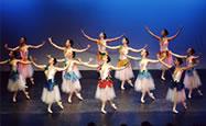 Valzer dei fiori coreografia di Franca Desinio